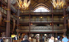 The Lobby Of The Animal Kingdom Lodge Jambo House