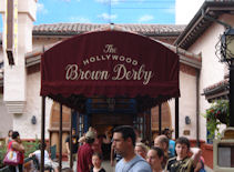 The Hollywood Brown Derby in  the Hollywood Studios of Disney World